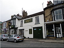 NZ0516 : The Cricketers Arms, Barnard Castle by Maigheach-gheal