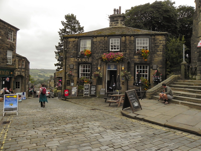 Black Bull, Haworth