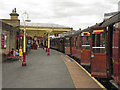 SE0641 : Keighley Station by David Dixon
