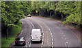 J2869 : Creighton Road, Dunmurry (1) by Albert Bridge
