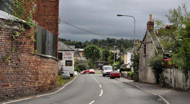 Upper Dunmurry Lane, Dunmurry
