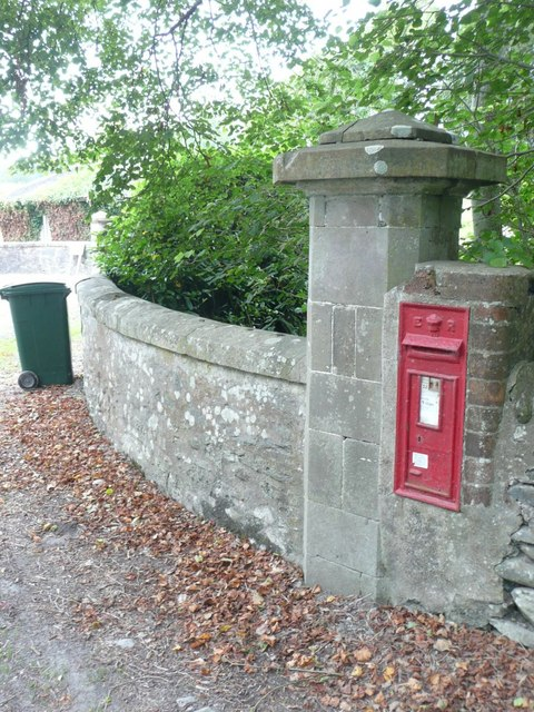 Edwardian post box