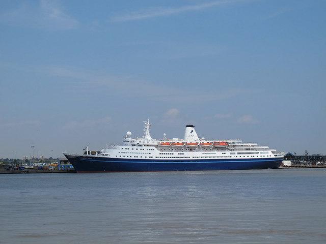 Marco Polo at Tilbury