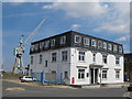 TQ6374 : The White House, Gravesend by Stephen Craven