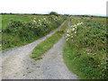 G6248 : Farm track by Jonathan Wilkins