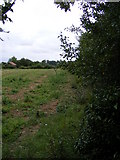 TM4160 : Footpath to Church Road by Geographer