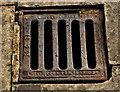 J3973 : Grating cover, Stormont, Belfast by Albert Bridge