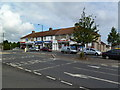 ST6270 : Brislington, shopping parade by Mike Faherty