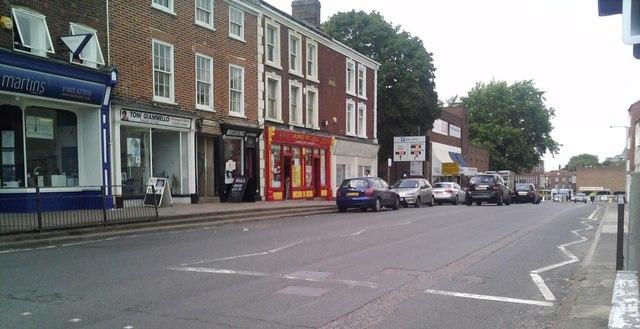Ber Street, Norwich