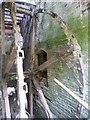 SP0647 : Harvington Mill - waterwheel by Chris Allen