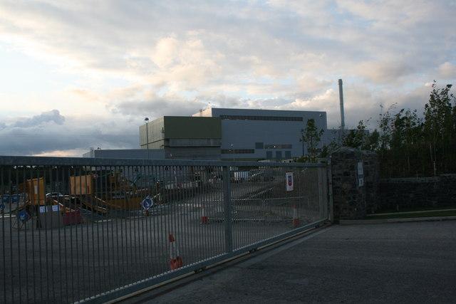 Indaver Incinerator , Drogheda Road, Duleek, Co. Meath