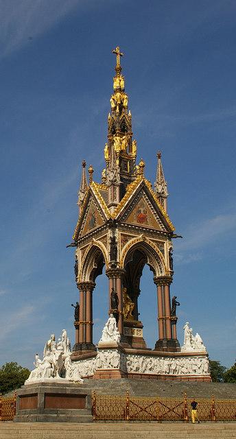 Albert Memorial, Kensington (1)