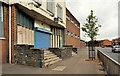 J3476 : Former Grove Baths, Belfast (2) by Albert Bridge