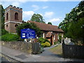 TQ1671 : St Mary's Church, Teddington by Marathon