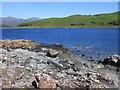 NM7127 : Entrance to Loch Spelve by David P Howard