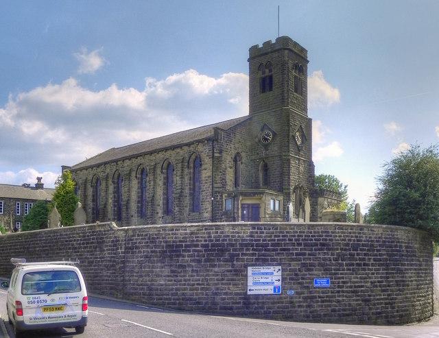 The Parish Church of St Mary the Virgin, Trawden