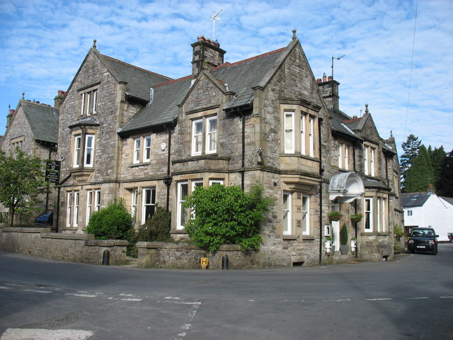 The Black Swan Hotel, Ravenstonedale