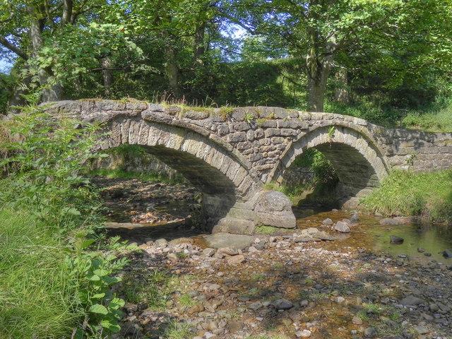 Wycoller Pack Horse Bridge