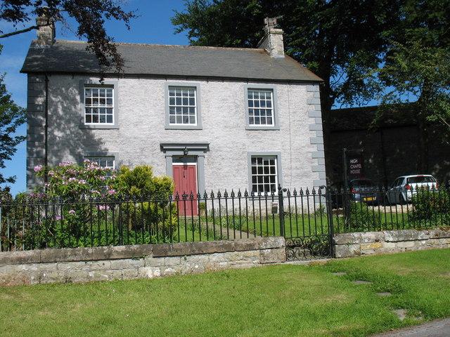 High Chapel House, Town Head, Ravenstonedale