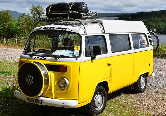 VW Campervan