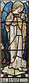 TQ1238 : St John the Baptist, Okewood - Stained glass window by John Salmon