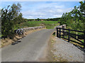 G8964 : Bridge over Behy River by Jonathan Wilkins