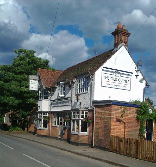 The Old Guinea Free House