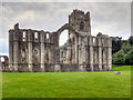 SE2768 : Fountains Abbey by David Dixon