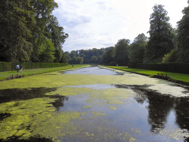 The Canal, Studley Royal Water Garden