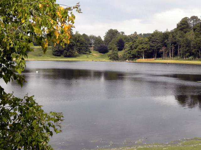 The Lake, Studley Royal Water Garden