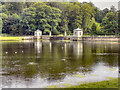 SE2769 : The Lake, Studley Royal Water Gardens by David Dixon