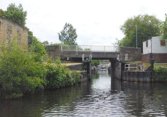 Legard Bridge and Flood Lock 20