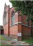 TQ3191 : St Cuthbert, Wolves Lane, Chitts Hill by John Salmon