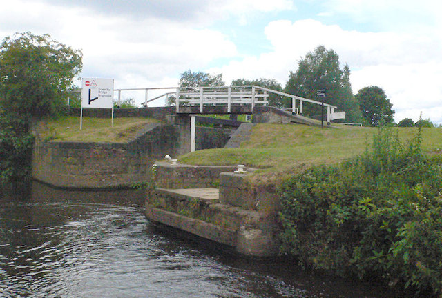 Greenwood Lock 16 from below