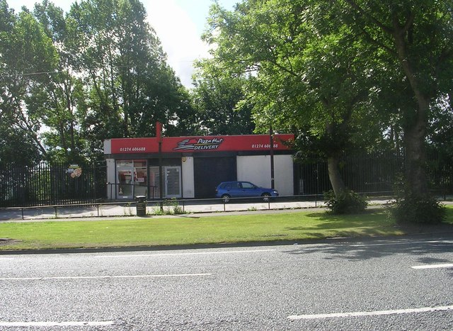 Pizza Hut Delivery Halifax Road Betty Longbottom Cc By