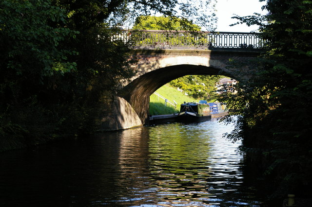 March: River Nene (old course) and town bridge