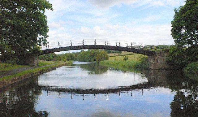 Canal Footbridge