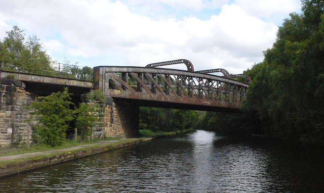 Dismantled Railway Bridge