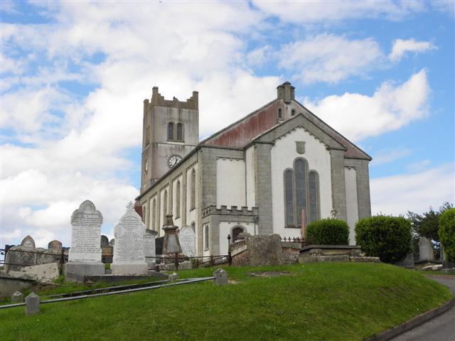 St Anne's Church of Ireland, Ballyshannon