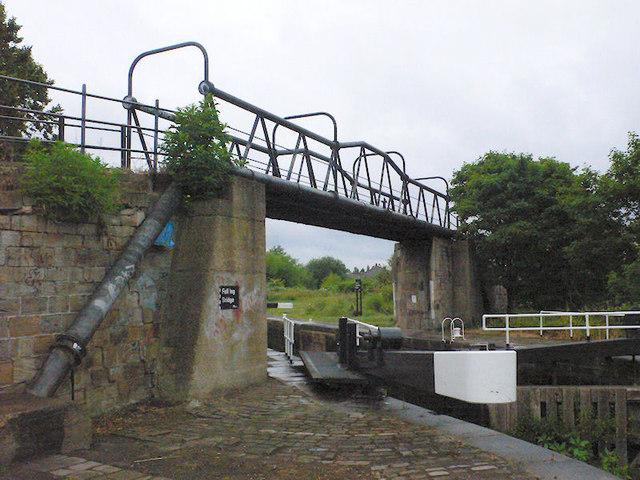 Fall Ing Bridge