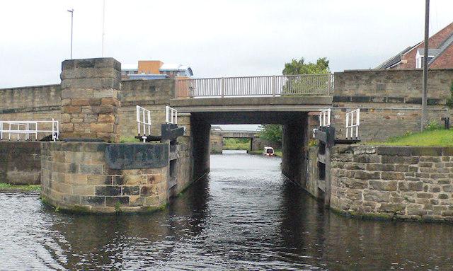 Wakefield Flood Lock