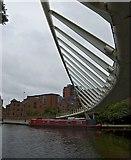 SJ8397 : Merchant's Bridge, Castlefield, Manchester by Paul Harrop