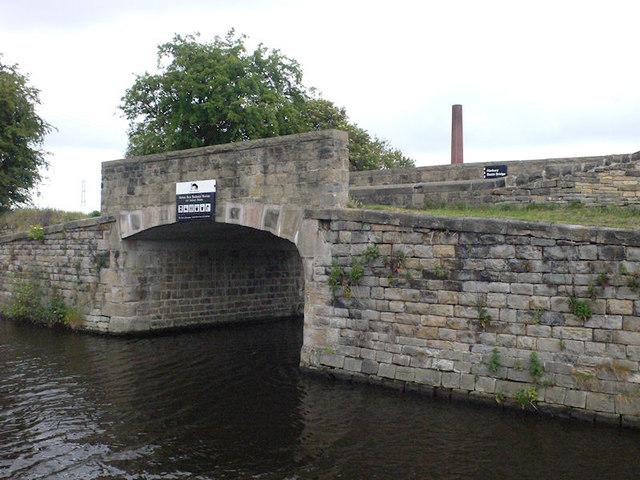 Horbury Basin Bridge
