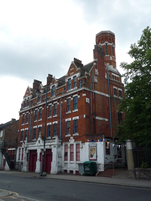 Former Fire Station, Norwood High Street