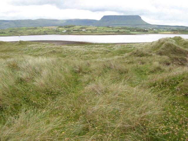 Dunes and Benbulbin