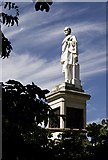 SJ3787 : Rathbone statue, Sefton Park, Liverpool by Paul Harrop