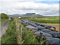 G6349 : Silage with Benbulbin by Jonathan Wilkins