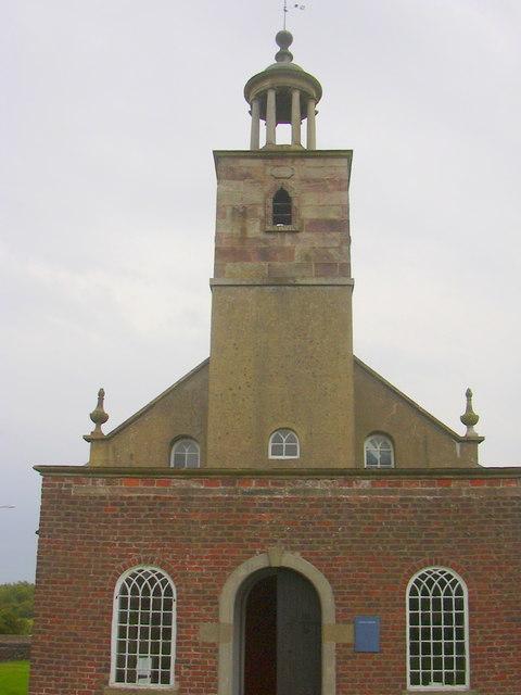 St Mary's Old Church (Tarleton Old Church) Windgate (A59) Tarleton