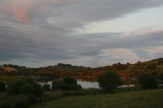 Drumillard Lough, Castleblayney, Co. Monaghan