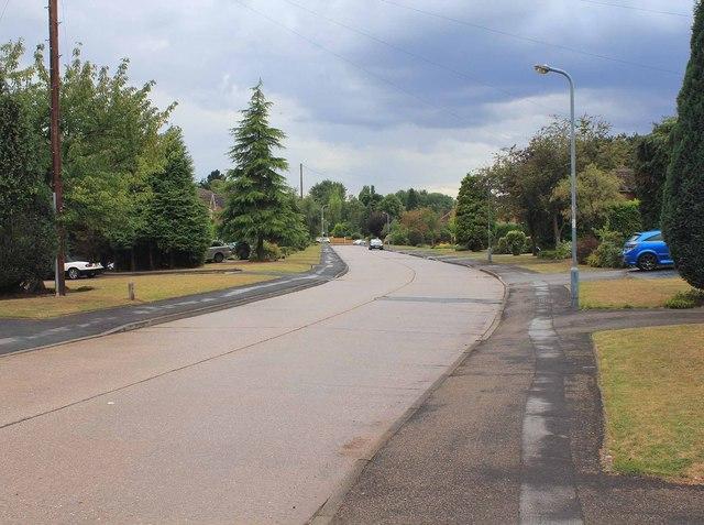 Heath Croft Road